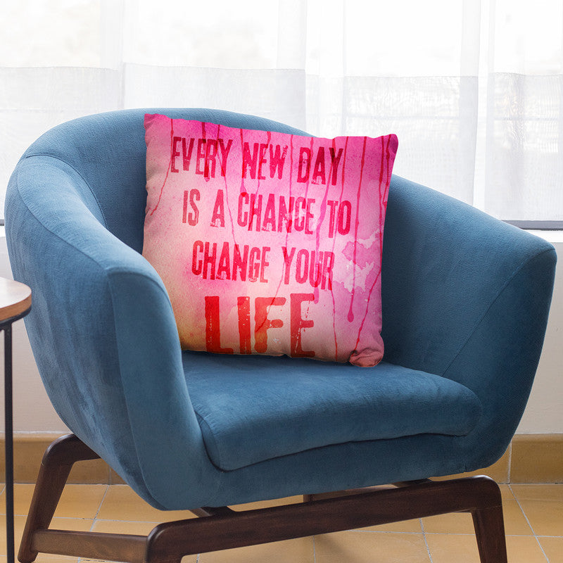 Every New Day Throw Pillow By Andrea Haase