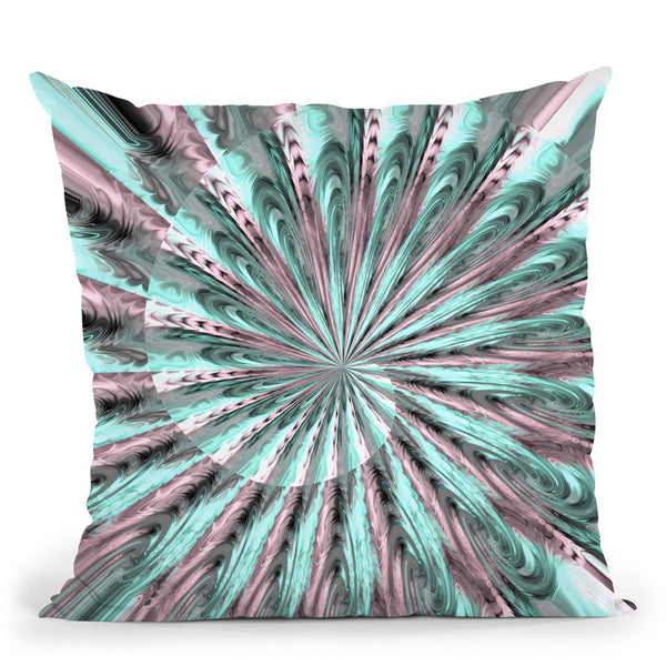 Fractal Art I Throw Pillow By Andrea Haase
