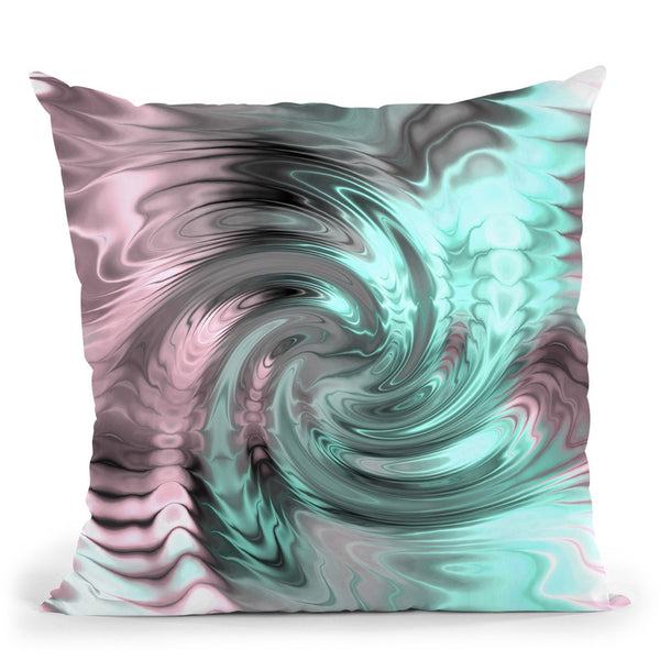 Fractal Art Throw Pillow By Andrea Haase