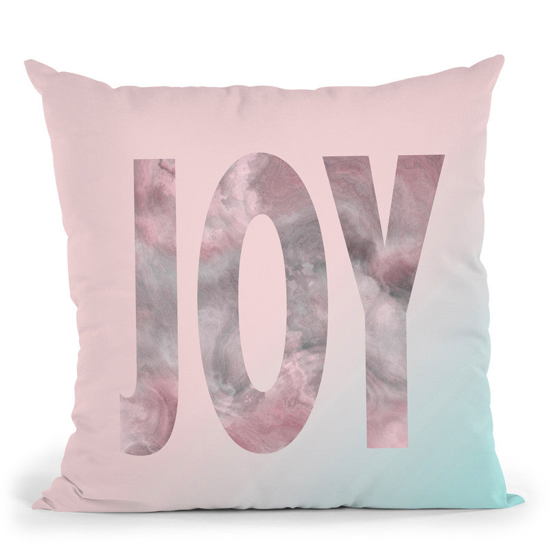 Joy Throw Pillow By Andrea Haase