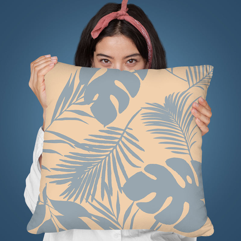 Jungle Parrots Iv Throw Pillow By Andrea Haase