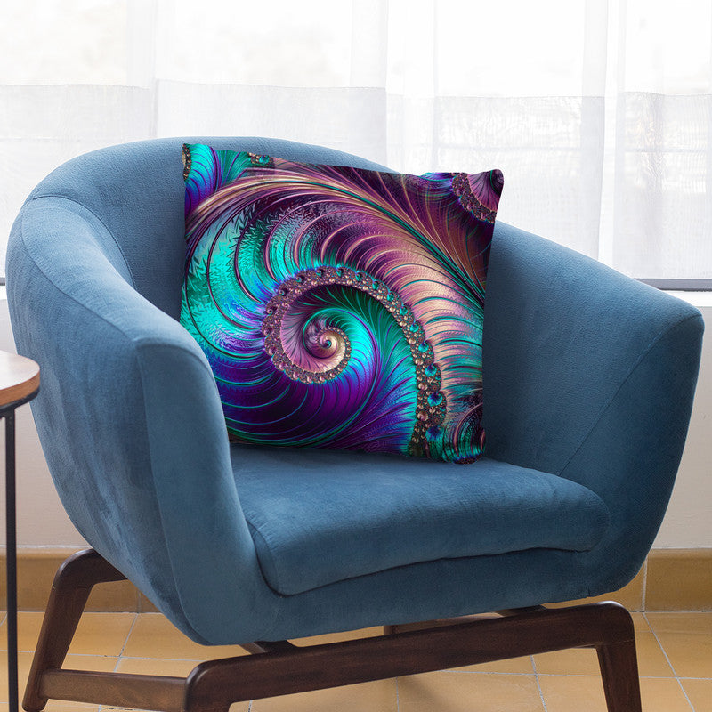 Maximalism Contest Throw Pillow By Andrea Haase