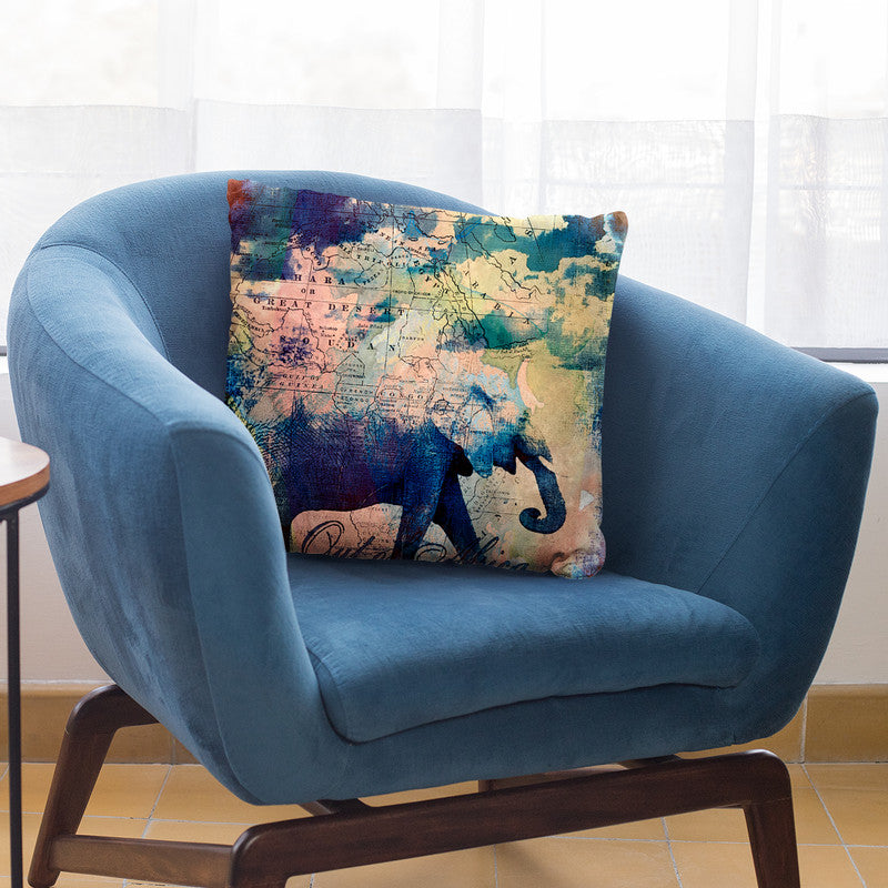 Out Of Africa Throw Pillow By Andrea Haase