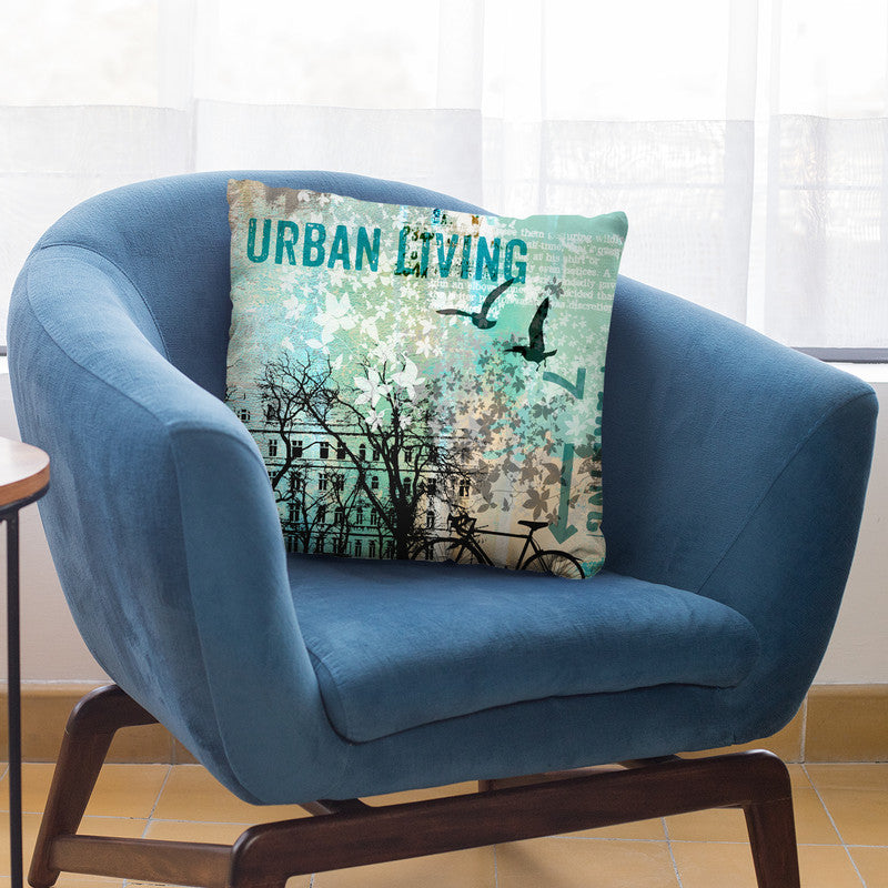 Urban Living Throw Pillow By Andrea Haase