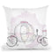 Cinderella Throw Pillow By Alison Gordon