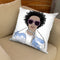 Shinebright Throw Pillow By Alison Gordon