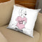 Beverly Hills Throw Pillow By Alison Gordon