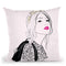 The Claire Throw Pillow By Alison Gordon