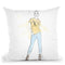 The Colette Throw Pillow By Alison Gordon