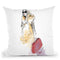 The Kasia Throw Pillow By Alison Gordon
