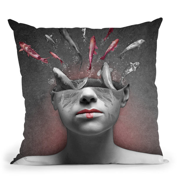 Dream  Throw Pillow By Alessandro Pautasso
