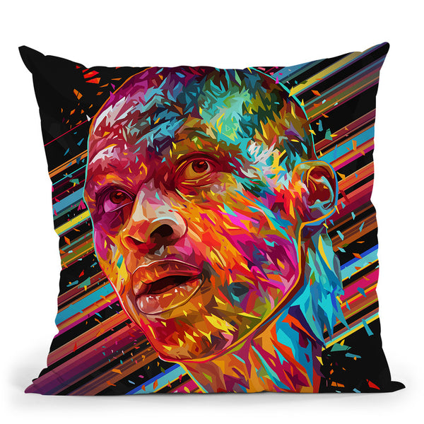 Russell Westbrook Throw Pillow By Alessandro Pautasso