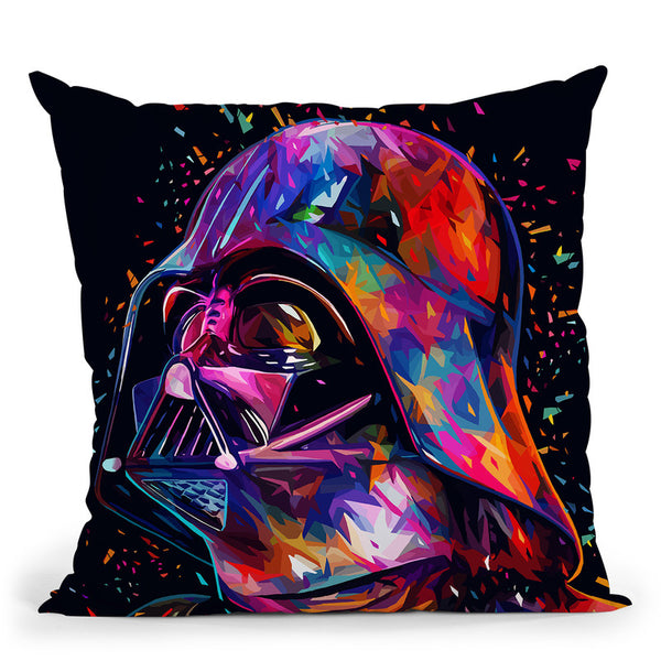 Father- Throw Pillow By Alessandro Pautasso