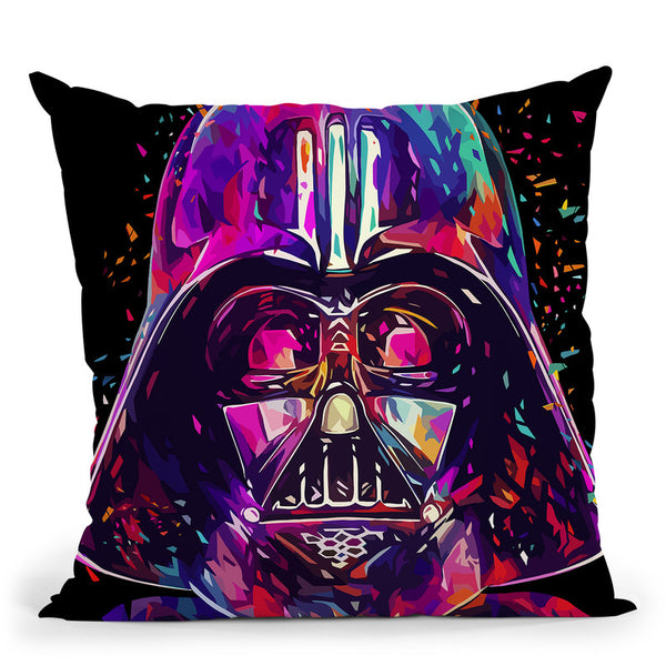 Father-Variant Throw Pillow By Alessandro Pautasso