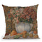 Still Life With Flowers And Prickly Pears Throw Pillow By Auguste Renoir