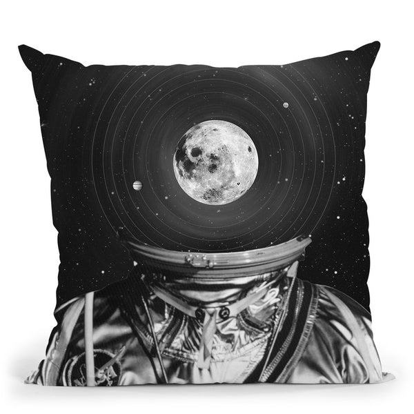 The Creator Throw Pillow By Elo Marc - All About Vibe