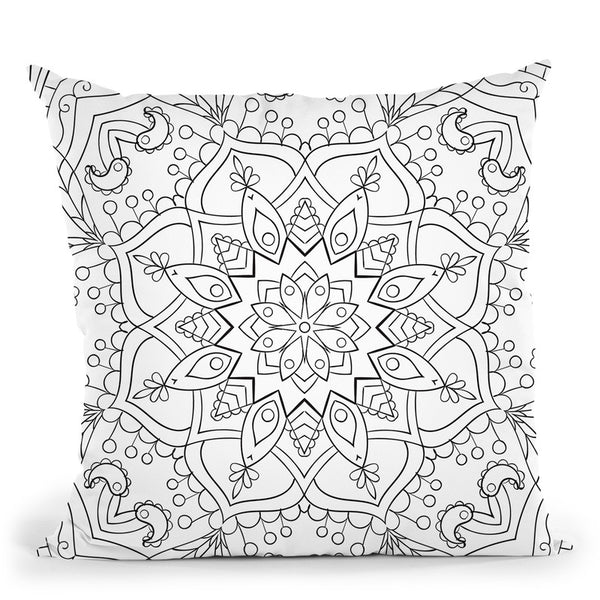 Iaman 2 Throw Pillow By Bob Weer - All About Vibe