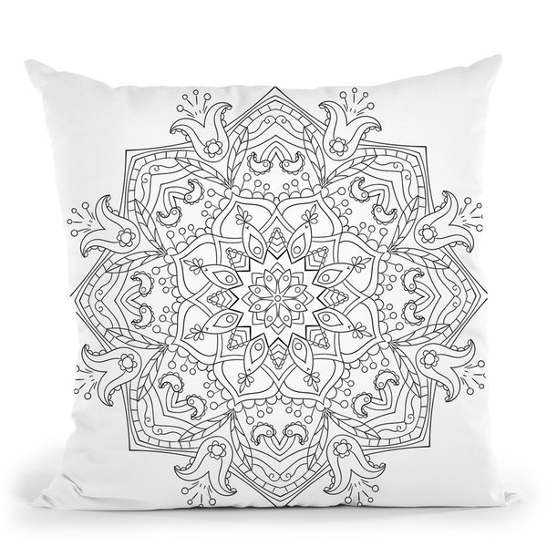 Iaman Throw Pillow By Bob Weer - All About Vibe