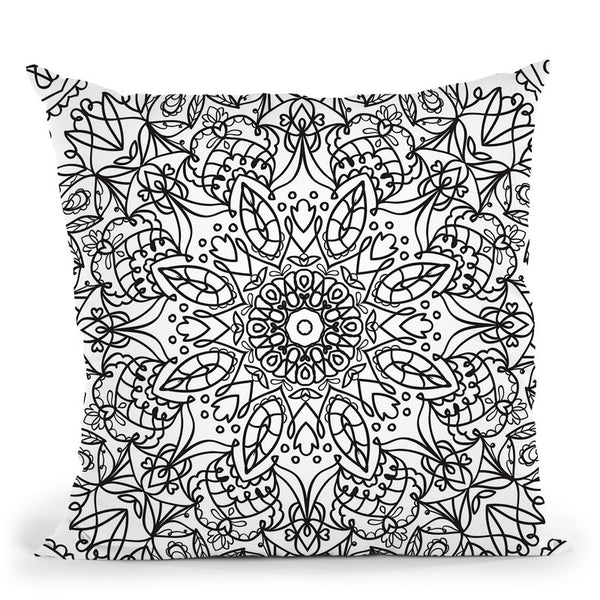 Vtoroi 1 Throw Pillow By Bob Weer - All About Vibe