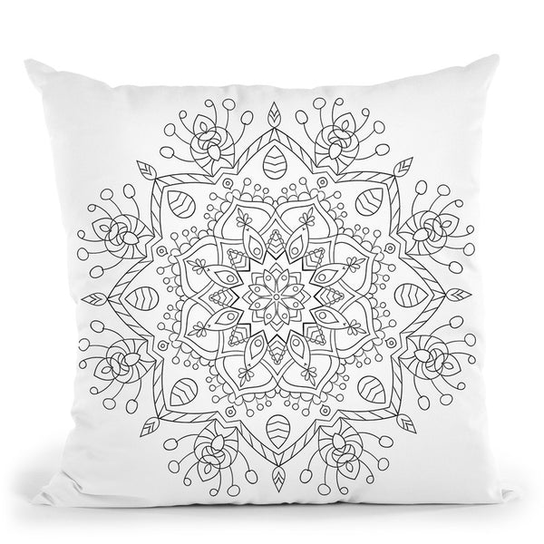 W2 Throw Pillow By Bob Weer - All About Vibe