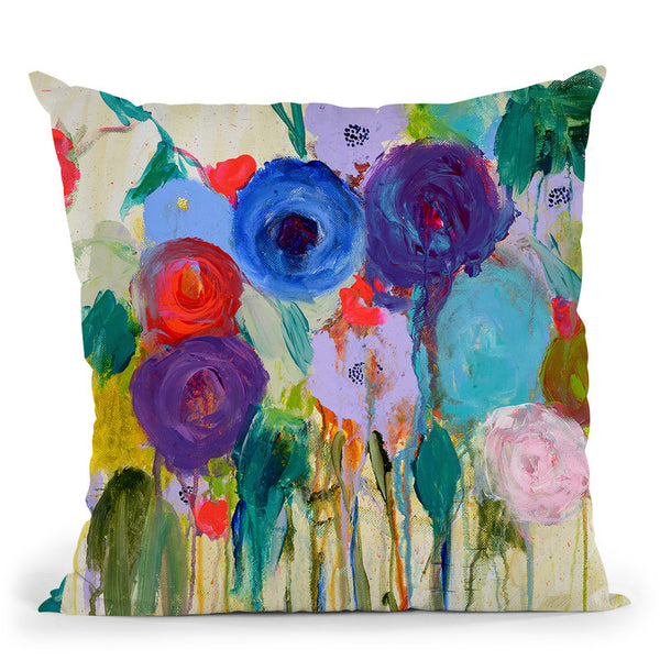 Cest La Vie Throw Pillow By Carrie Schmitt - All About Vibe