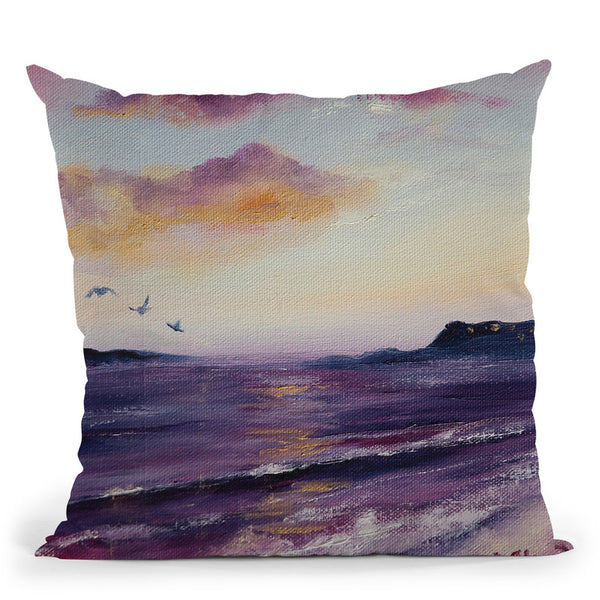 Celest Throw Pillow By Emily Heard - All About Vibe