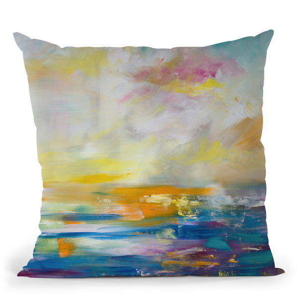 Creative Freedom Throw Pillow By Emily Heard - All About Vibe