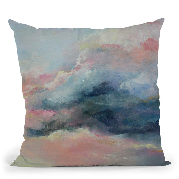 Divergent Throw Pillow By Emily Heard - All About Vibe