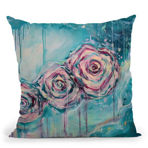Dreamscape Throw Pillow By Emily Heard - All About Vibe