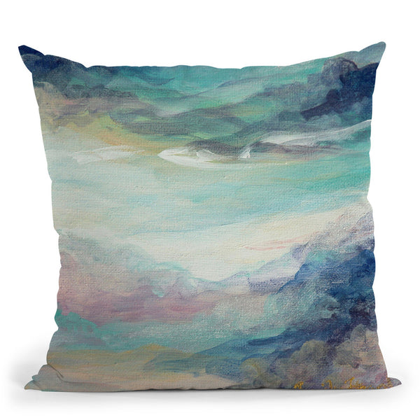 Dusk Throw Pillow By Emily Heard - All About Vibe