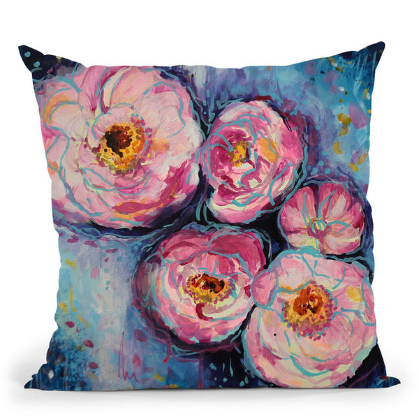 Galaxy Throw Pillow By Emily Heard - All About Vibe