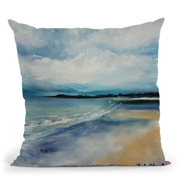 Home Throw Pillow By Emily Heard - All About Vibe