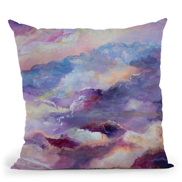 Opulent Throw Pillow By Emily Heard - All About Vibe