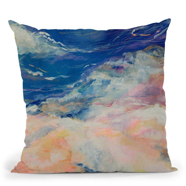Reverie Throw Pillow By Emily Heard - All About Vibe