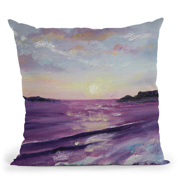 Twilight Throw Pillow By Emily Heard - All About Vibe