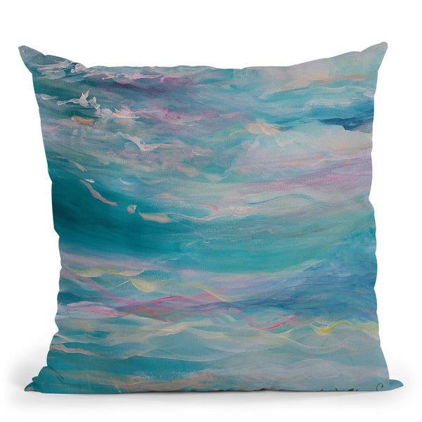 Zing Throw Pillow By Emily Heard - All About Vibe