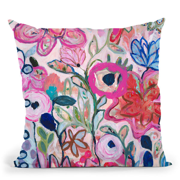 Beloved Throw Pillow By Carrie Schmitt - All About Vibe