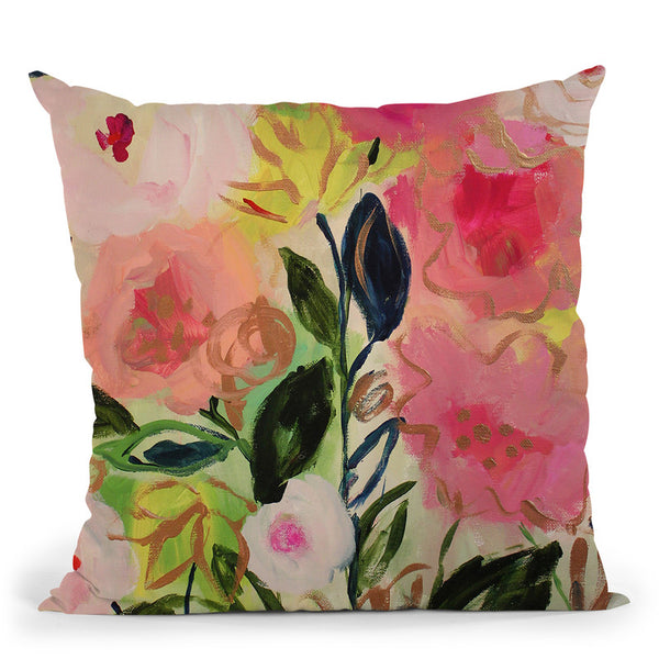 Into The Mystic Throw Pillow By Carrie Schmitt - All About Vibe