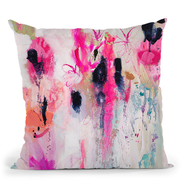 Unintentional Beauty Throw Pillow By Carrie Schmitt - All About Vibe
