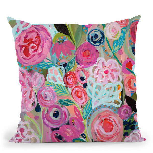 Whimsy Throw Pillow By Carrie Schmitt - All About Vibe