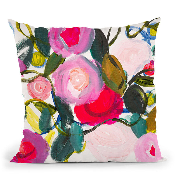 Dvoras Magic Throw Pillow By Carrie Schmitt - All About Vibe