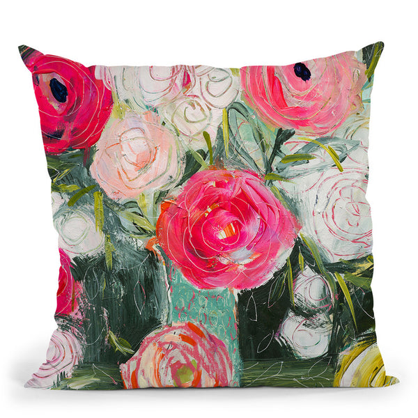 We Are One Throw Pillow By Carrie Schmitt - All About Vibe