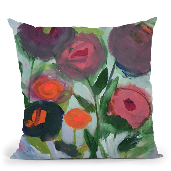 Longing Throw Pillow By Carrie Schmitt - All About Vibe