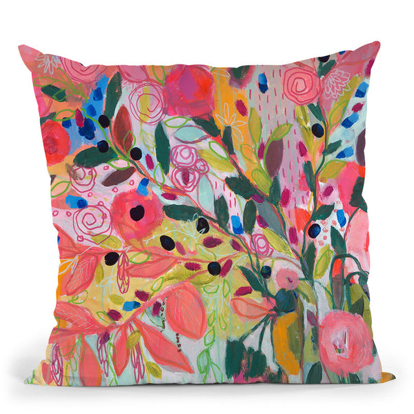 Love Endures Throw Pillow By Carrie Schmitt - All About Vibe