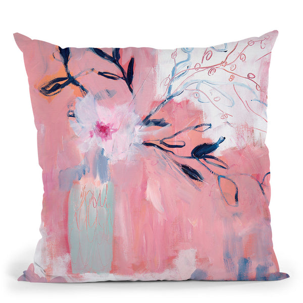 Wild And Free Throw Pillow By Carrie Schmitt - All About Vibe