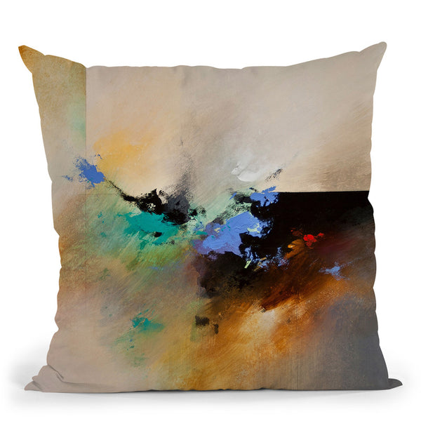 Clouds Connected I Throw Pillow By Ch Studios - All About Vibe