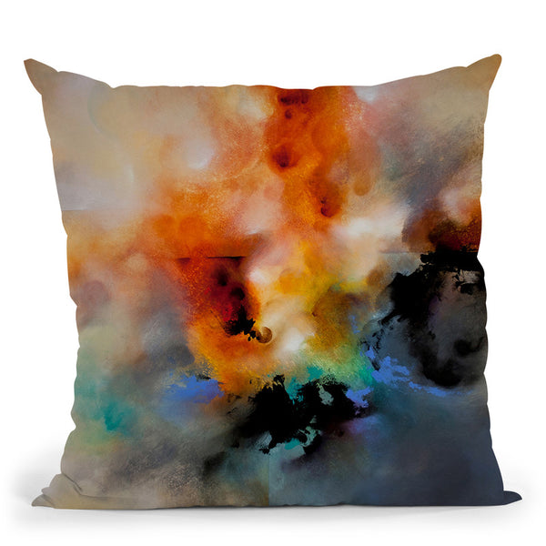 Magic Sky Throw Pillow By Ch Studios - All About Vibe