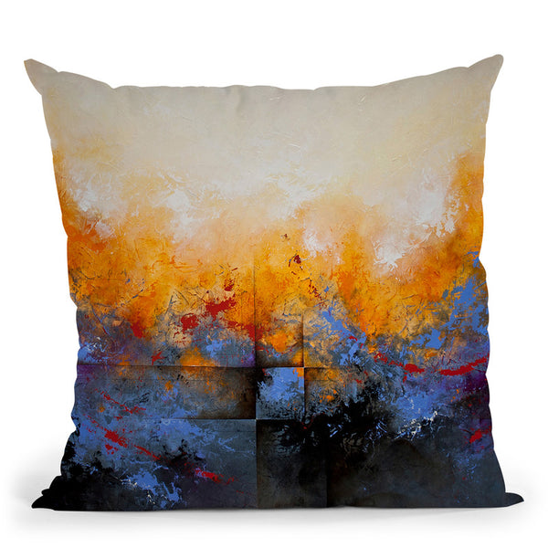 My Sanctuary Throw Pillow By Ch Studios - All About Vibe