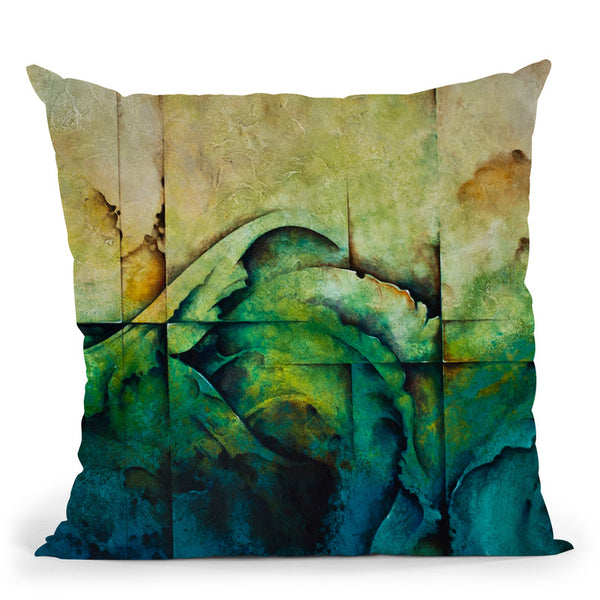 Paradise Throw Pillow By Ch Studios - All About Vibe