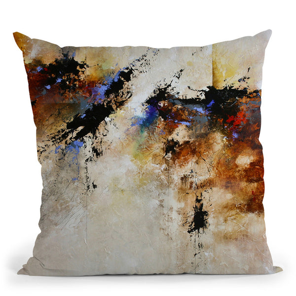Fallen Light Throw Pillow By Ch Studios - All About Vibe